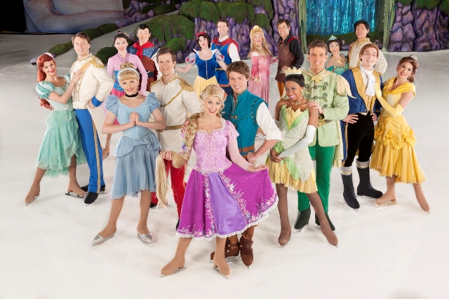 Disney On Ice Dare to Dream2