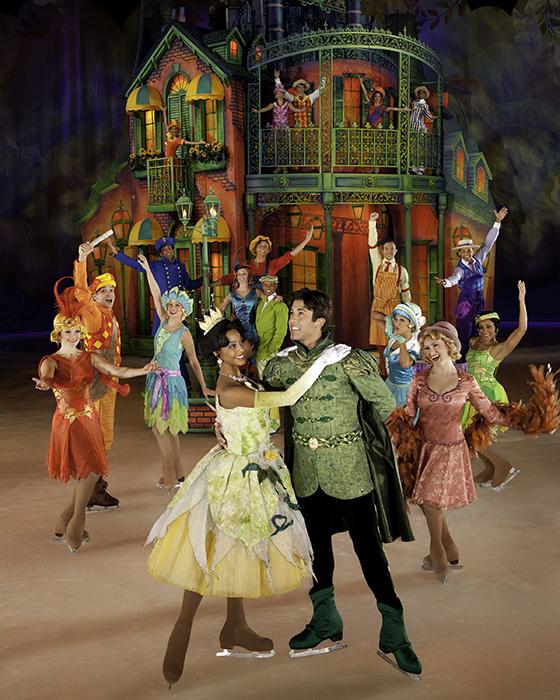 Disney On Ice Dare to Dream3