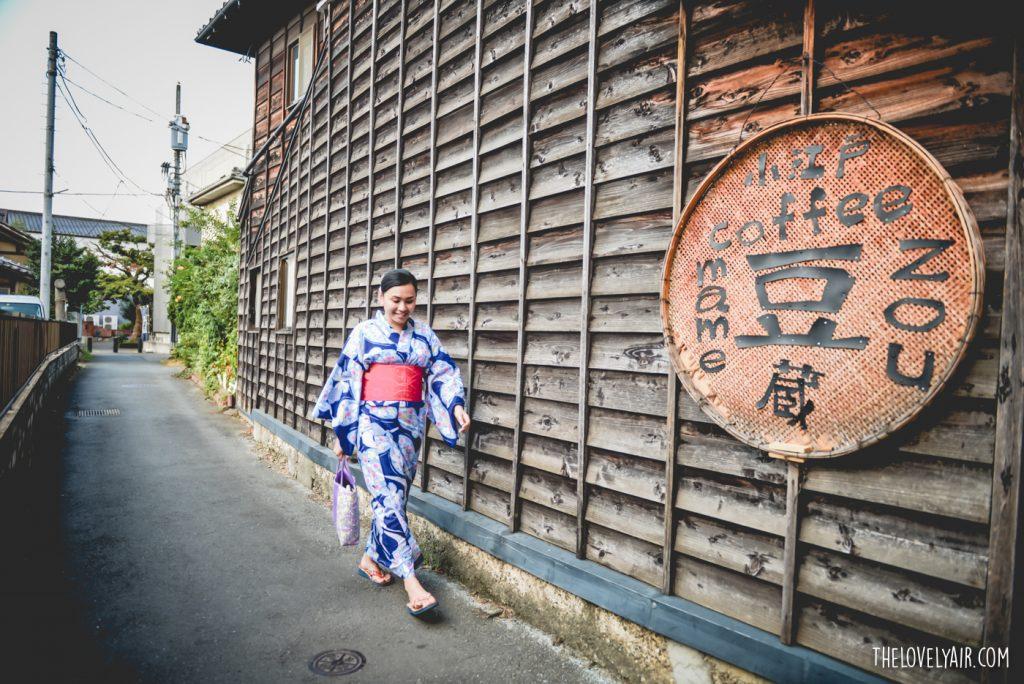 คุณแม่เที่ยวญี่ปุ่น
