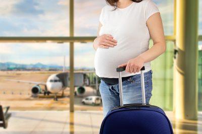 แม่ท้อง ขึ้นเครื่องบิน